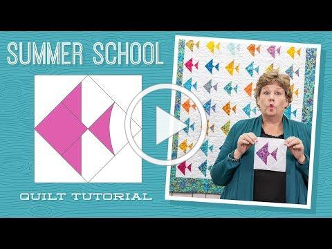 """Make a """"Summer School"""" Quilt with Jenny!"""