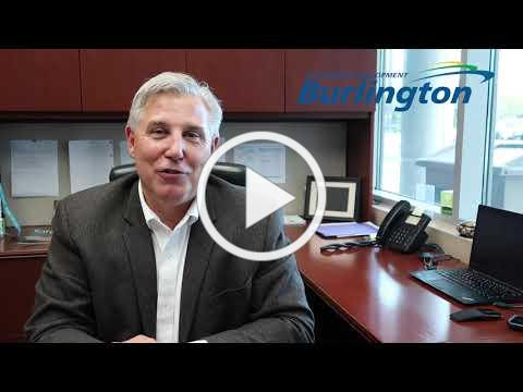 Burlington Boosts Business: Cogent Power