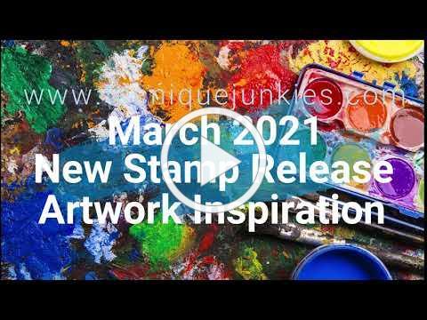 TJ 3 21 Stamp Release Inspiration