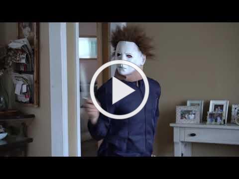 Michael Myers in Sept. vs October (Halloween Parody)