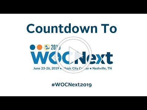 Countdown to WOCNext 2019