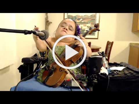 Improvisation Plus Ashokan Farewell (Performed at Home by Gaelynn Lea)