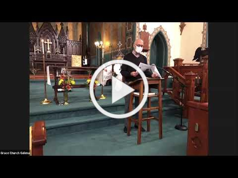 Grace Galena Sunday Eucharist 10 18 2020