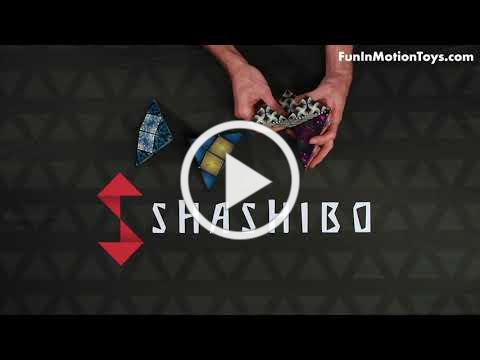 Shashibo | Shape Shifting Box