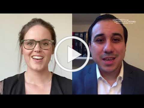 2020 UDC Law Clinical Highlights - Legislation Clinic