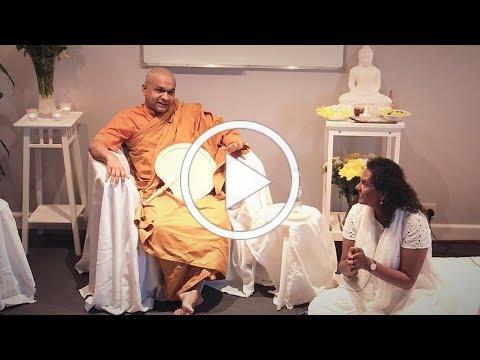 Dharma Talk with Venerable Mawarale Bhadiya