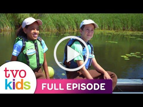 LEO'S FISH HEADS - Border Patrol - Full Episode