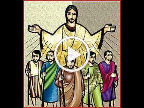 Detente hablemos de Jesus que envía a la Misión