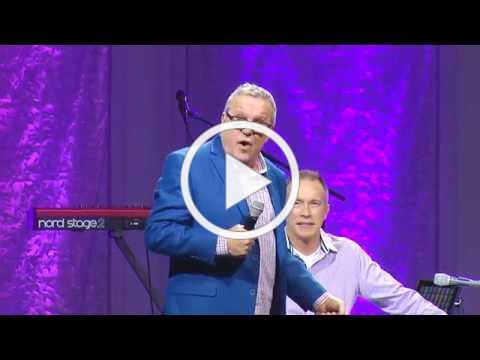 Mark Lowry - My first Gaither Cruise