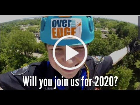 Over The Edge for United Way of Southeast Missouri 2020