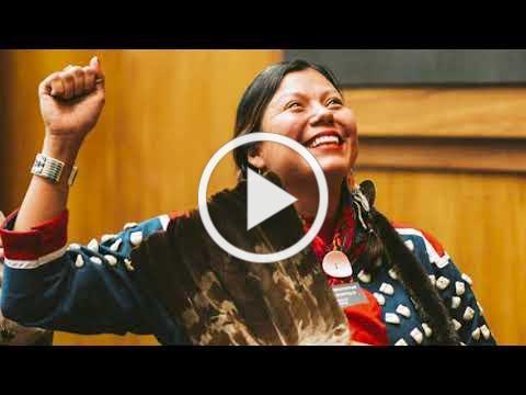 2019 Facing Race Keynote Speaker: Ruth Buffalo