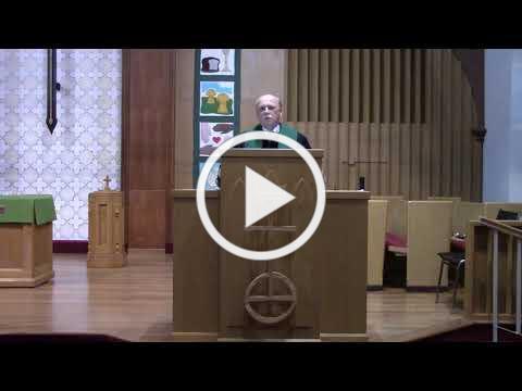 Totenfest Worship Service 11-15-2020
