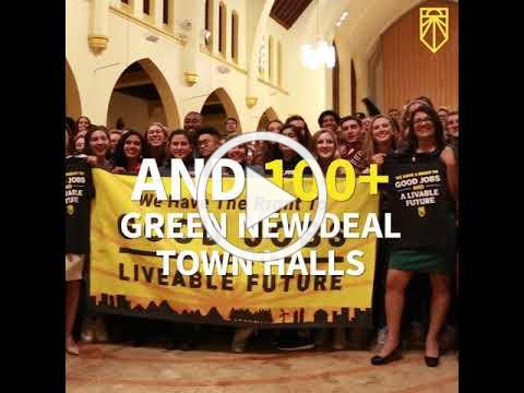 Road to a Green New Deal Tour: get tickets now!