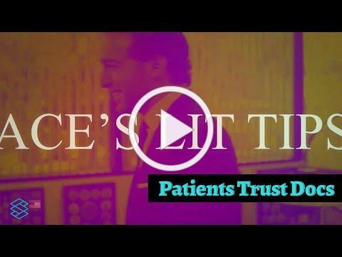 Patients Trust Docs