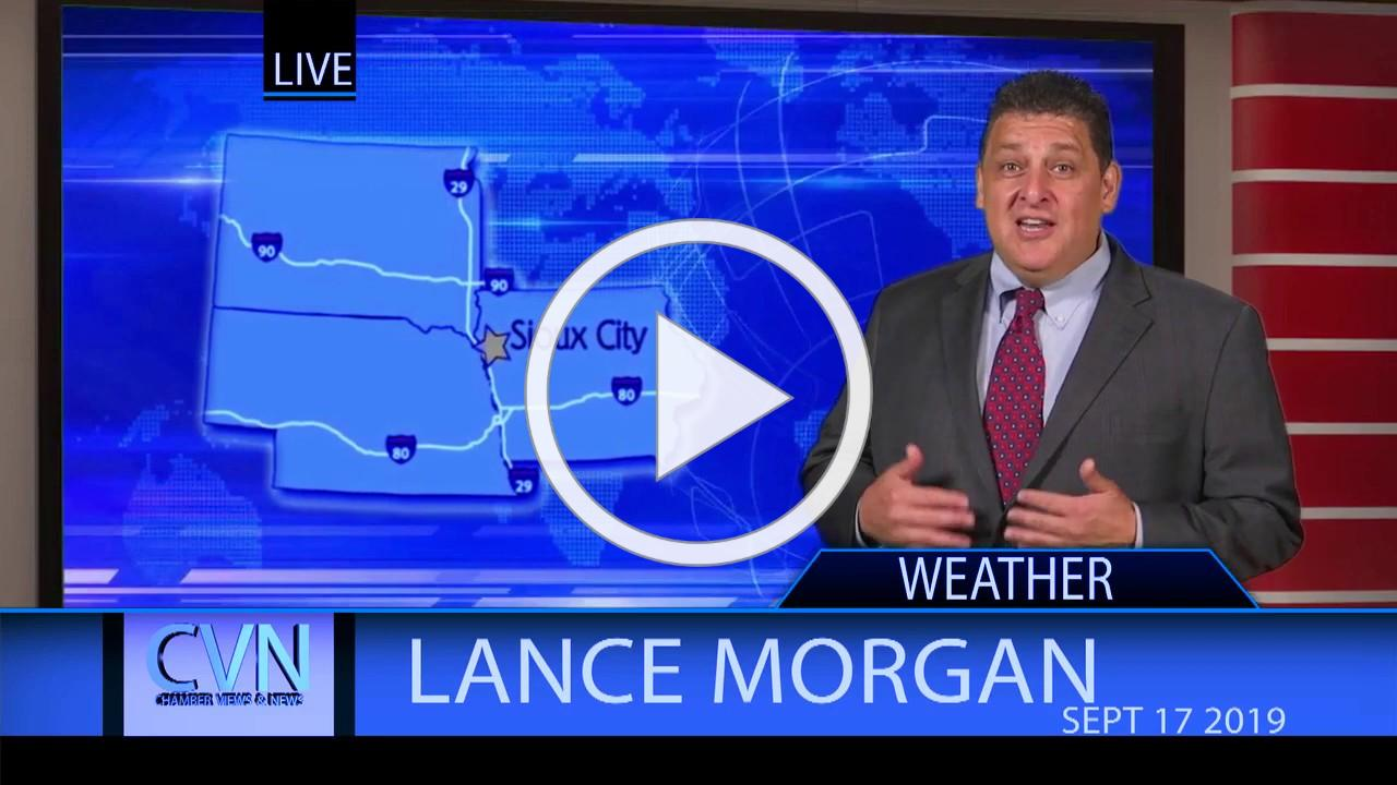 Lance Morgan on Weather