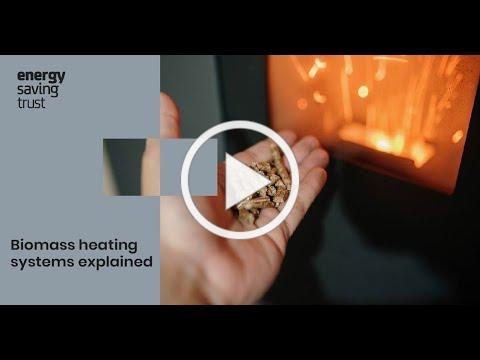 Biomass heating systems explained