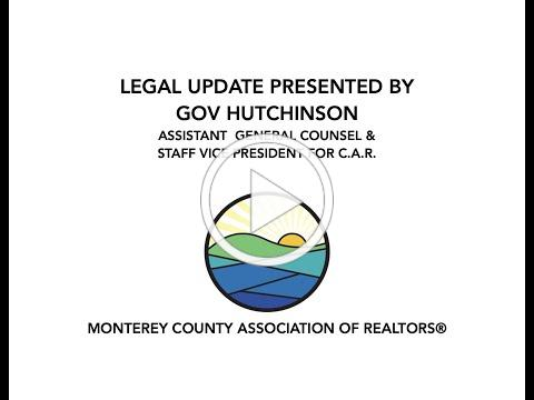 Legal Update July 14 presented by Gov Hutchinson