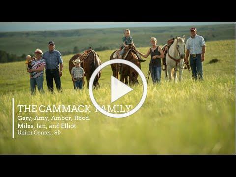 Our Amazing Grasslands~ The Cammack Family