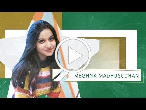 Milton High School Star Senior 2021 - Meghna Madhusudhan