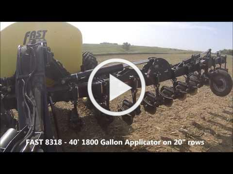 FAST Products 2016 - Applicators and Sprayers