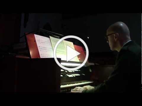 The Palms, Organ, Jean Baptiste Faure