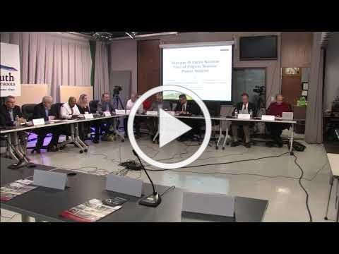 NDCAP: Nuclear Decommissioning Citizens Advisory Panel Public Meeting: November 28, 2018