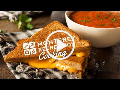 Monterey Recreation Presents: That's Good! Air Fryer Grilled Cheese