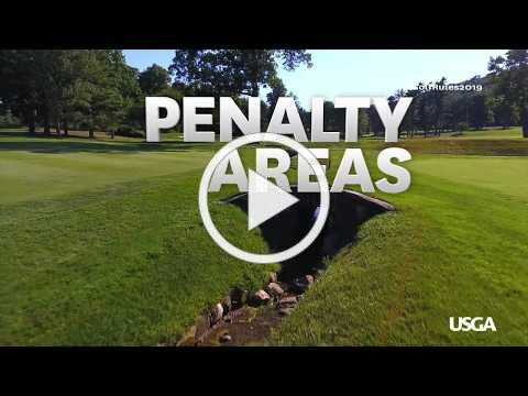 Rules of Golf Explained: Penalty Areas (New for 2019)