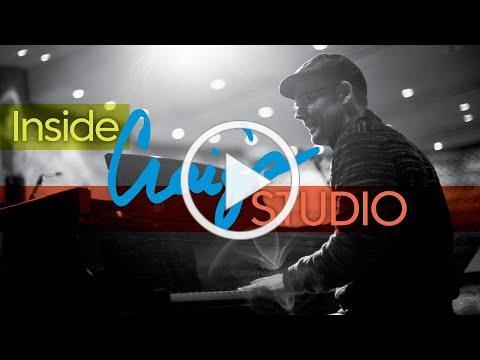 Inside Craig's Studio - July