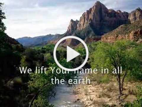 Blessed be the Lord God Almighty - Maranatha Singers