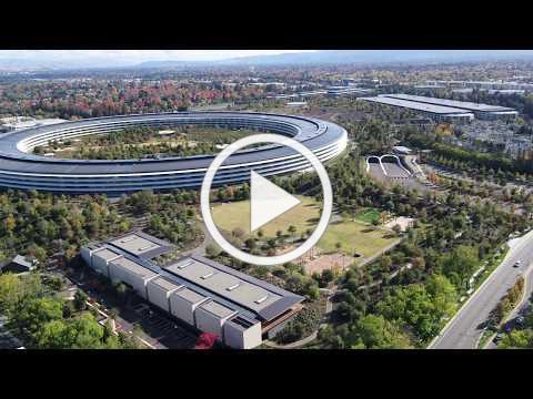 Apple Park: The (future) Home to Autonomous Systems