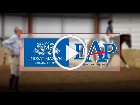 2018 Lindsay Maxwell Charitable Fund/USHJA Emerging Athletes Program