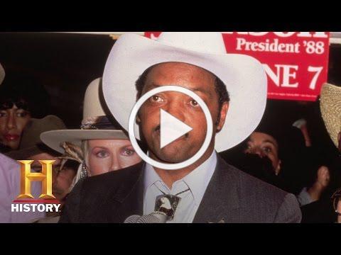 Jesse Jackson: Civil Rights Activist - Fast Facts | History