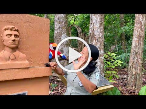 Tremendino visita la Reserva Natural Absoluta Cabo Blanco