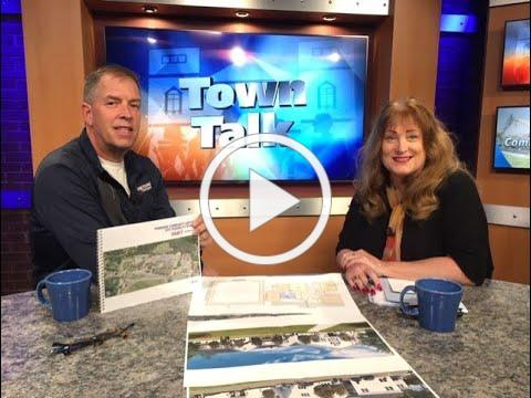 Andrew Sullivan Pembroke's Community Building project on InFocus Town Talk