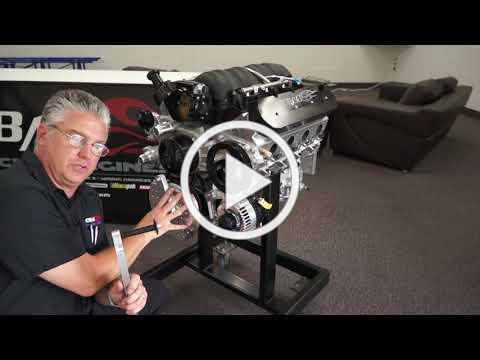 CBM Motorsports Billet Drive Belt Alignment Tool Tutorial