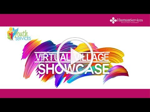 Office of Youth Service: Virtual Village End of Summer Celebration