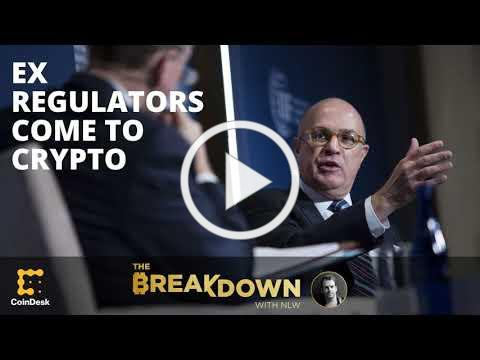Why Former US Regulators Are Moving Into Crypto