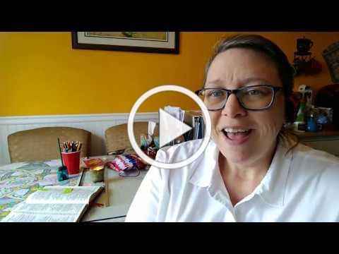 Spiritual Practices in the Time of Pandemic - Penn Central Conference Vlog