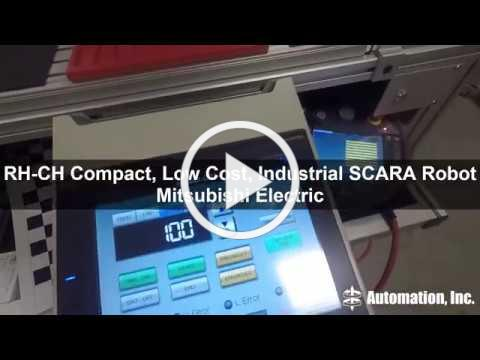RH-CH Compact, Low Cost, Industrial SCARA Robot