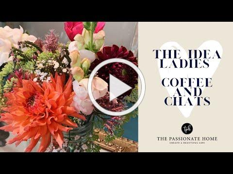 The Idea Ladies | Coffee and Conversations