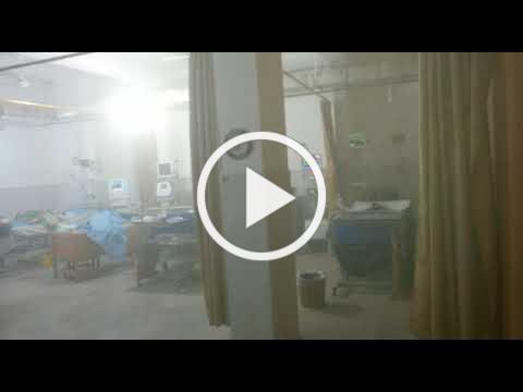 Maarat Al Nouman Hospital Attack