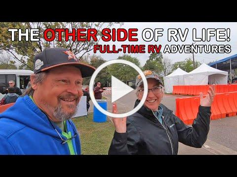 It's Not All Beautiful Destinations And Amazing Explorations | Full-Time RV Life | RVTY