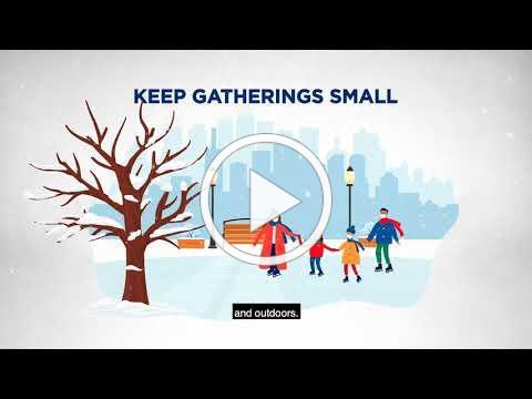 Celebrating the Holidays While Staying Safe- COVID-19