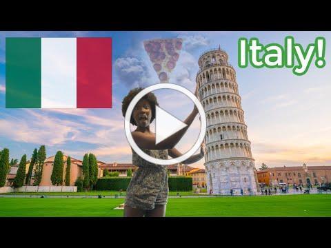 Italy! (Around Our World!)