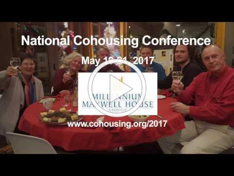 2017 National Cohousing Conference Welcome
