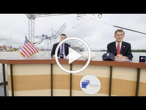 Promo - Georgia Port's Virtual 2020 State of the Port: Charting the Course