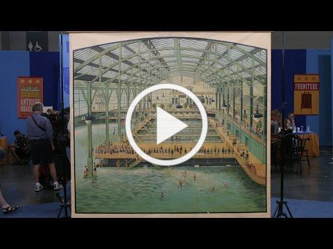 Top Finds: 1896 Sutro Baths Poster