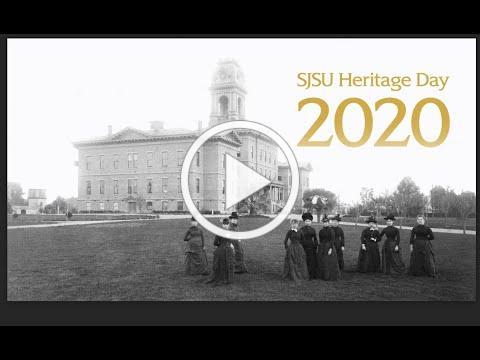 SJSU Heritage Day 2020 - Celebrating 150 Years in San José