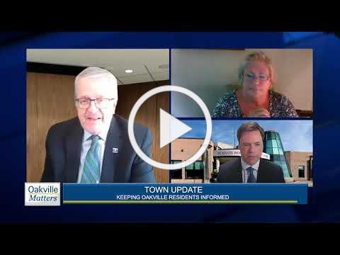 Oakville Matters - Town Update, July 14, 2020